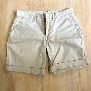 Just Jeans Chino Bermuda Shorts Size 10